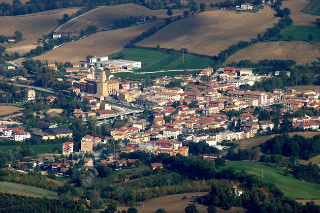Castelraimondo, maltempo: scuole chiuse lunedì 26 febbraio