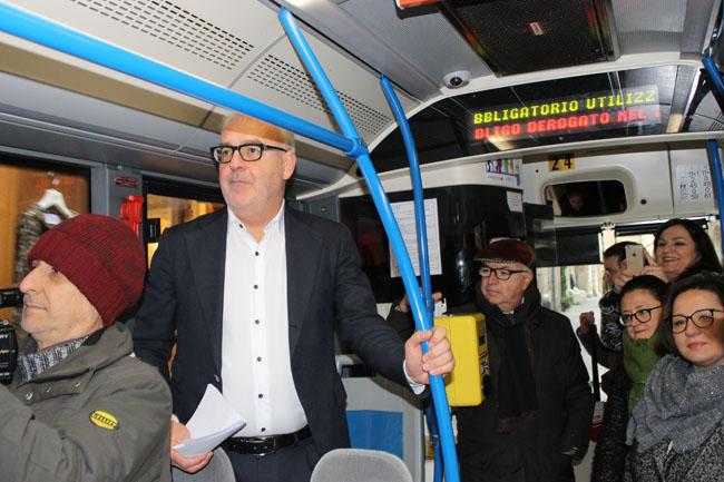 Macerata, trasporto pubblico urbano: servizi potenziati