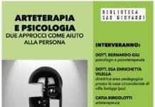 Pesaro il 14 dicembre incontro su arteterapia psicologia