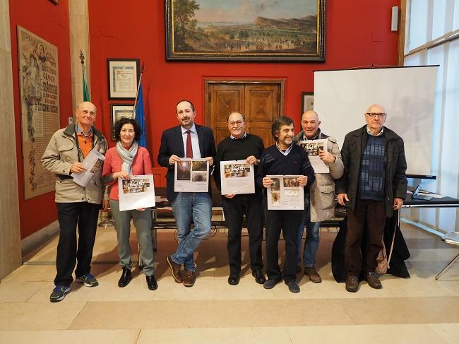 """""""Pesaro sotteranea"""" il calendario 2018 del Fotoclub"""