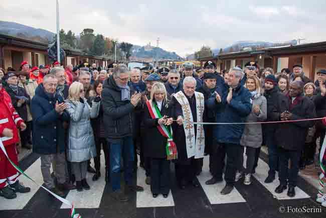 """San Severino Marche, inaugurato il Villaggio """"Campagnano"""""""