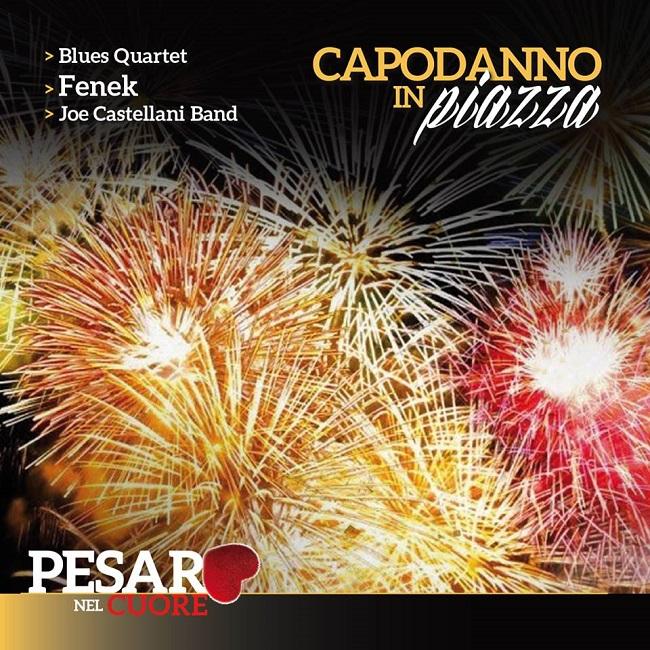 Capodanno 2018 a Pesaro: musica e festa in piazza