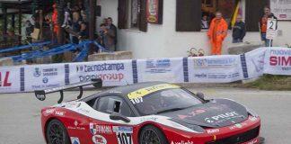 ferrari al Trofeo Scarfiotti