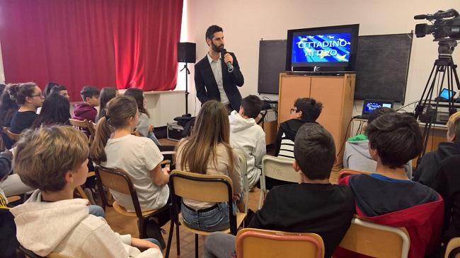 Senigalla, alla Scuola Media Belardi a lezione di ecologia