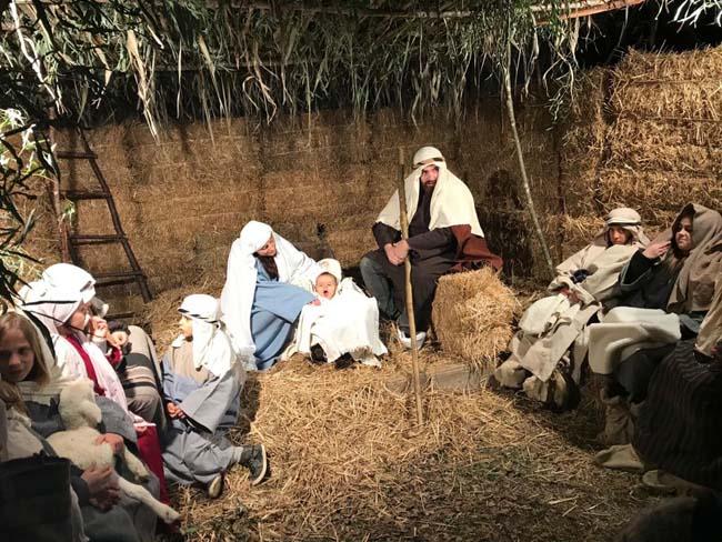 Piobbico, grande successo per il XXIII Presepe Vivente