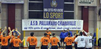 pallamano Chiaravalle