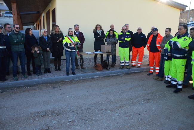"""San Severino Marche, 13 nuove casette nel villaggio """"Campagnano"""""""