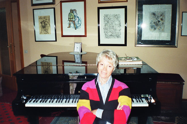 Salotto musicale su Chopin, giovedì 1° febbraio a Ascoli Piceno