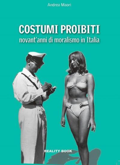 """""""Costumi proibiti"""", Andrea Maori alla biblioteca San Giovanni di Pesaro"""
