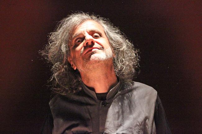 Alessandro Bergonzoni questa sera al Teatro Comunale di Cagli