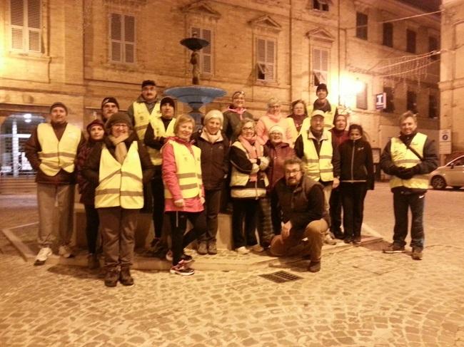 Castelfidardo: è ripartito il progetto Salute in cammino