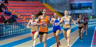 Emma Silvestri vittoriosa negli 800 metri