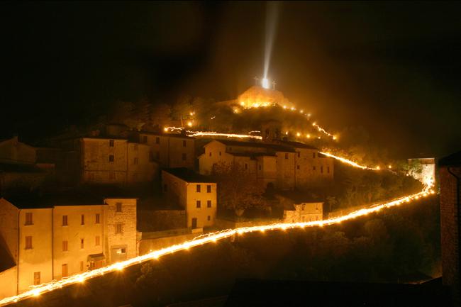 Cantiano: al via i preparativi per la Turba, Sacra Rappresentazione del Venerdì santo