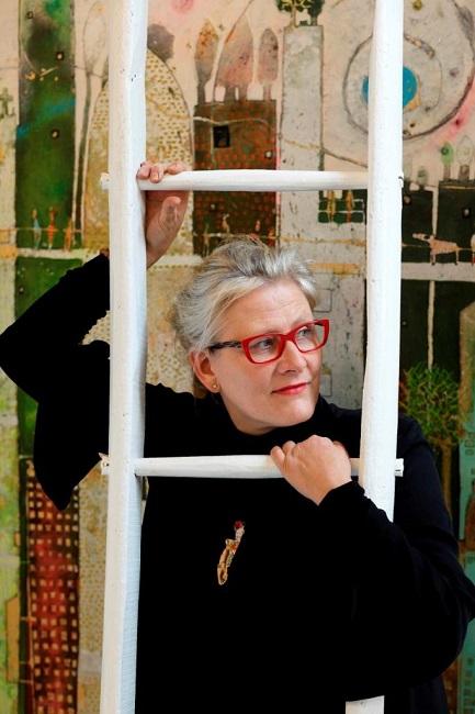 Fano, prorogata la mostra di Gesine Arps a Palazzo Bracci Pagani