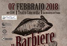 Il barbiere di Siviglia 7 febbraio 2018