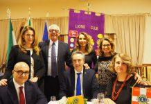 Lions Club Matelica con Sangiuliano