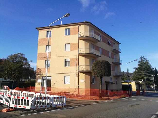 San Severino Marche, edifici danneggiati: affidati nuovi lavori di demolizione