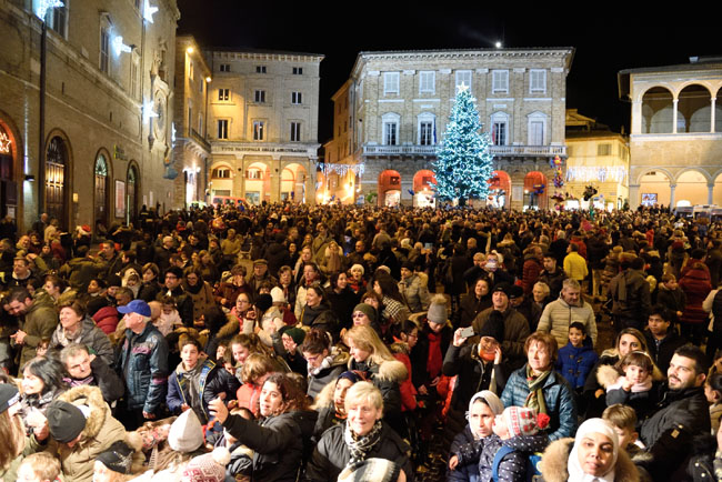 Macerata, musei civici e teatro: migliaia i visitatori