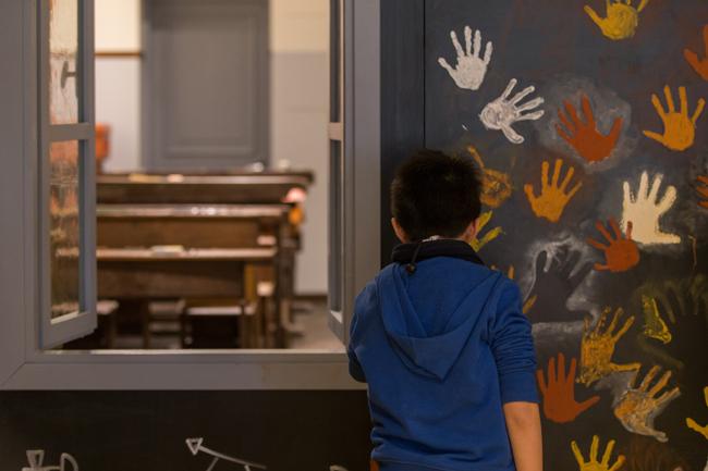 Macerata, laboratorio per le famiglie domani al Museo della Scuola