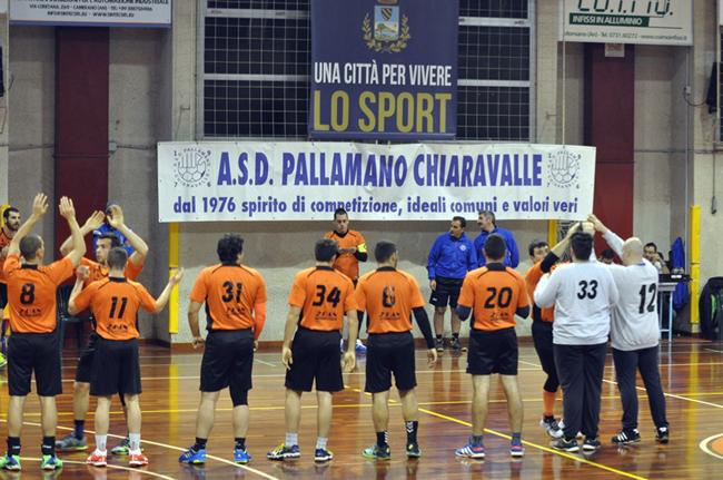 Pallamano Chiaravalle: bene la prima squadra, superato Monteprandone