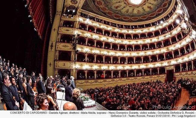 Pesaro, teatro: tre spettacoli sold out nei giorni del Capodanno