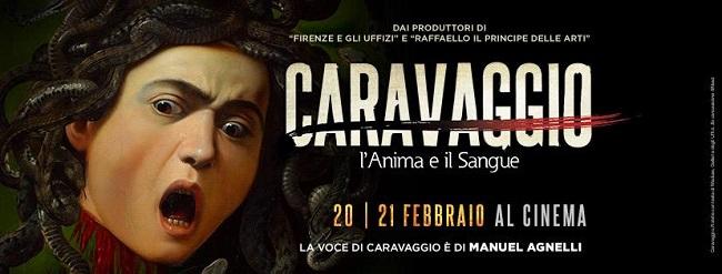 Caravaggio – L'Anima e il Sangue: il film al Movieland di Ancona