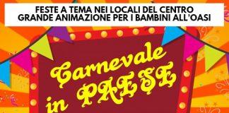 Carnevale a Corinaldo 2018