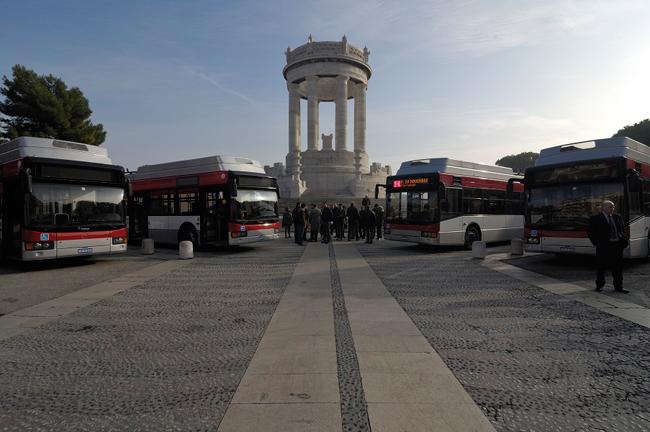 Conerobus, emergenza neve: attivato servizio taxi per le frazioni