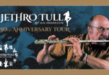 Jethro Tull 50th Anniversary Tour