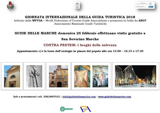 """""""Contra pestem: i luoghi della salvezza"""" domenica a San Severino"""