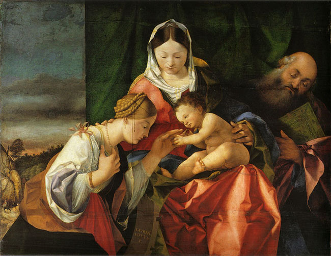 Macerata ospiterà la mostra dedicata da Lorenzo Lotto