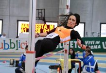 Manuela Malatesta oro nell'alto SF45