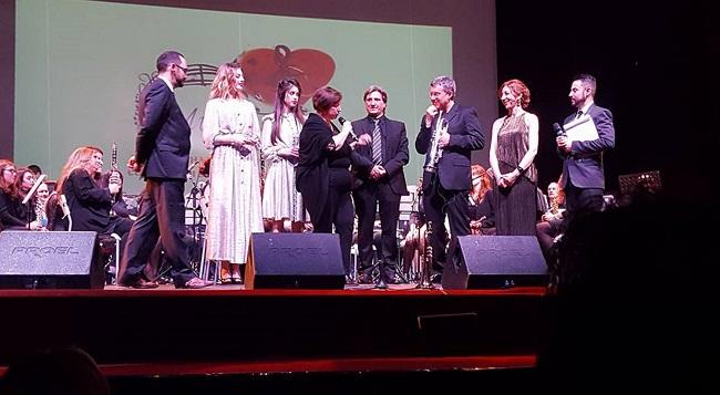 Musica & Amore a Roma: ospite Nello Salza e l'Orchestra di Fiati di Camerino