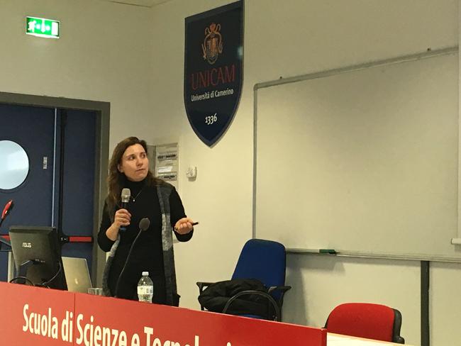 Unicam, seminario di Vuono della Neuroscience Institute di Cambridge