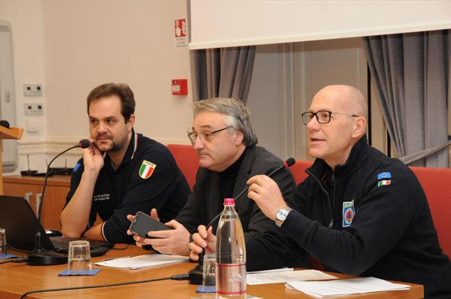 Ancona, incontro in Regione sulla carta di localizzazione valanghe
