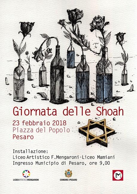 Pesaro, inaugurazione installazione dedicata alla Rosa Bianca