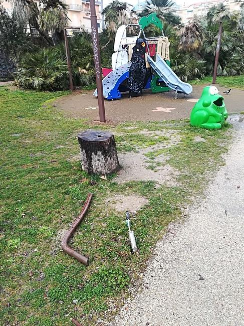 San Benedetto, nuovi atti di vandalismo nella notte