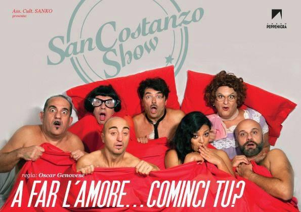 A far l'amore cominci tu?: lo spettacolo al Dorico di Ancona