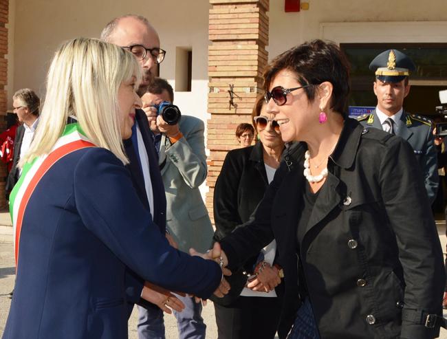 San Severino Marche: nuovo vertice istituzionale tra De Micheli e sindaco