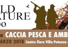 Wild Nature expo Macerata 2018