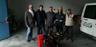 donazione miniturbina Castelraimondo