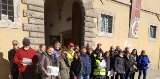 gruppo Camminata dei musei