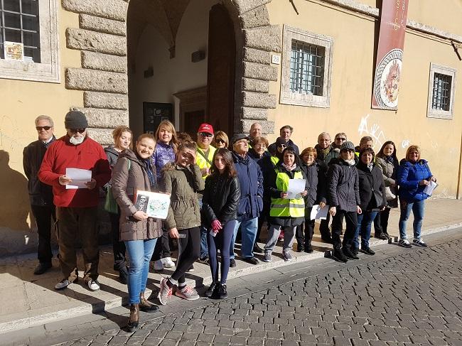 Ascoli, Camminata dei musei: positivo avvio della 4° edizione