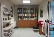 ingresso Biblioteca Louis Braille