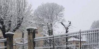 neve Ascoli Piceno