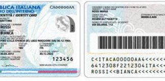 nuova carta d'identità