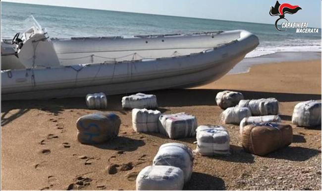 "Macerata, operazione ""White Boat"": arrestate quattro persone"