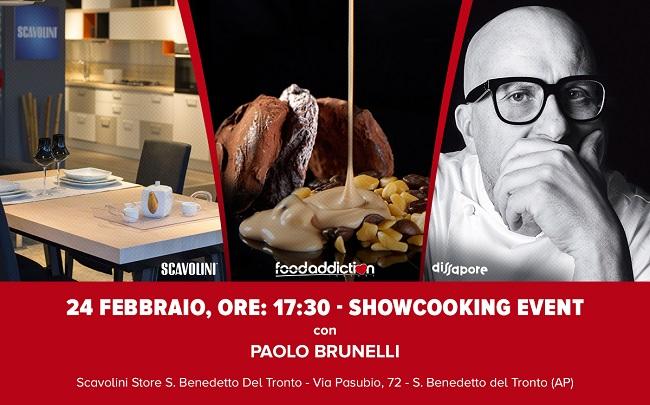 San Benedetto, FoodAddiction: showcooking il 24 febbraio