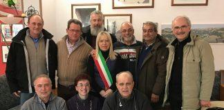 visita protezione civile a San Severino Marche