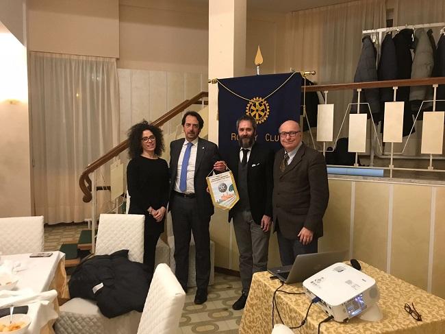 Rotary, San Benedetto: storia dell'Asilo Merlini, ieri la conferenza